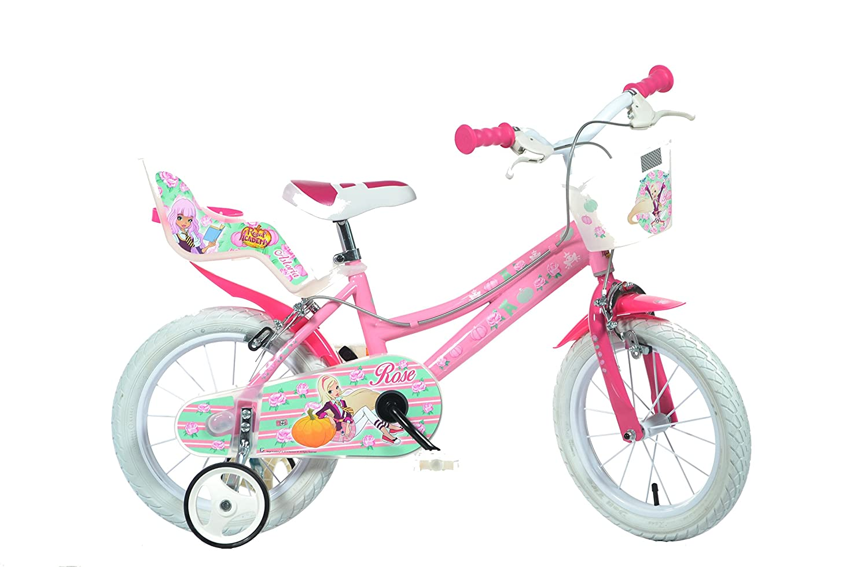 Dino Bikes 166 r-ra Fahrrad Mädchen Geheimtipp Academy 16 Zoll – 5 bis 8 Jahre