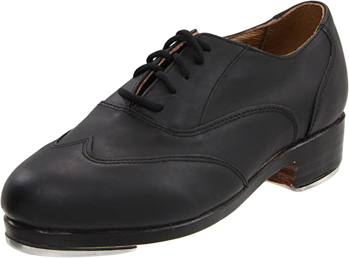 Retro Style Dance Shoes  Mens  Tap Shoe $80.00 AT vintagedancer.com