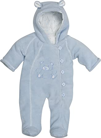 Playshoes Unisex Baby All-in-One Fleeceoverall Overall