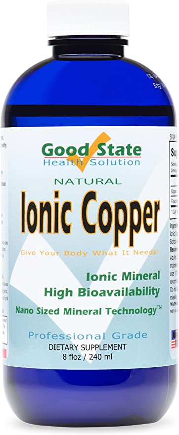 Good State Liquid Ionic Copper