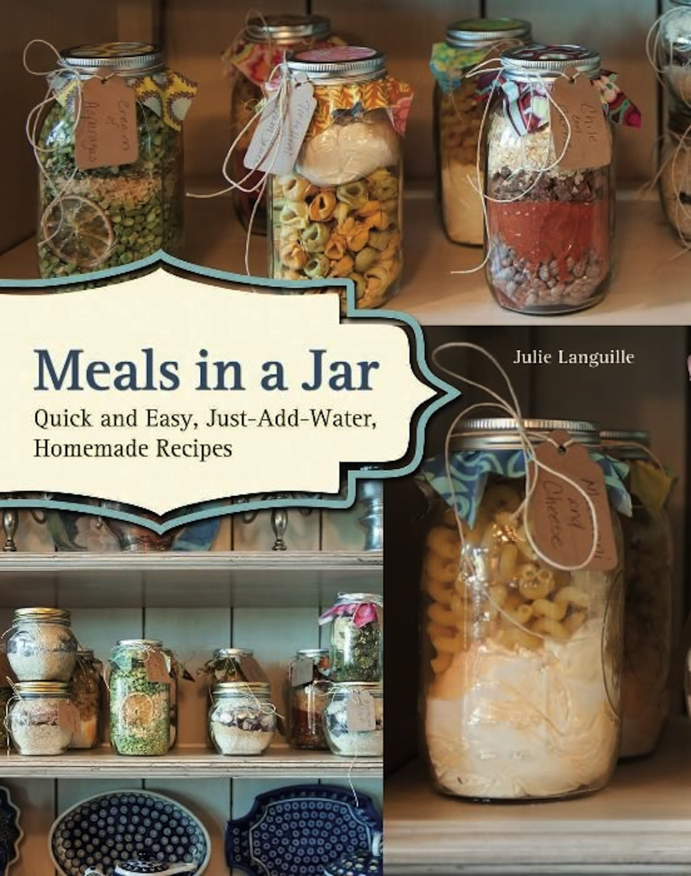 amazon meals in a jar quick and easy just add water homemade