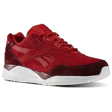 bf9c94611b2 Reebok Men s Bolton CP Casual Sneaker Flash Red Motor Red Merlot Chalk Shoe