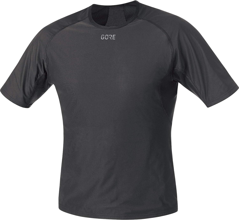 GORE Wear Camiseta interior cortavientos de hombre, XXL, Negro, 100024: Amazon.es: Ropa y accesorios