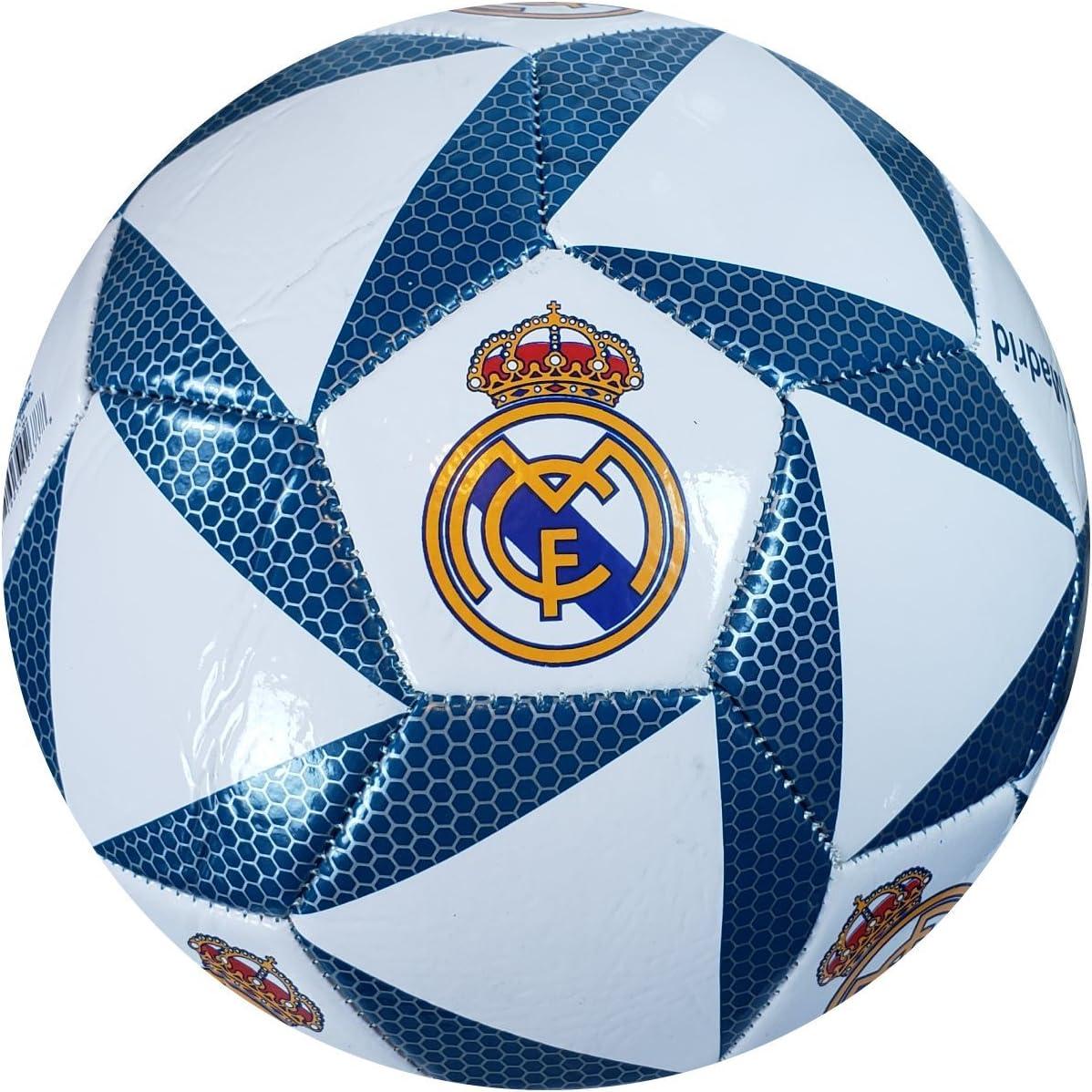 Real Madrid - Balón de Fútbol con Licencia Oficial (Tamaño 5-015 ...