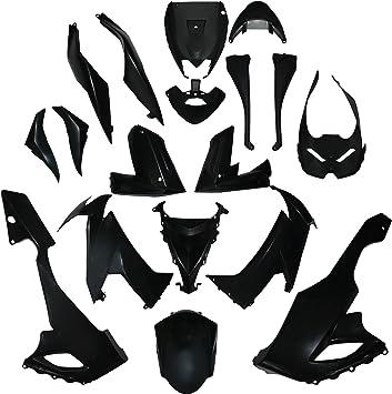 Yana Shiki BKH209UNP Unpainted ABS Plastic Full Body Fairing Kit