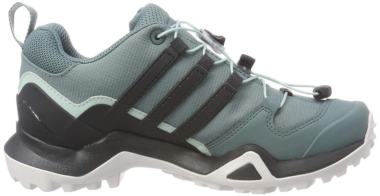 Adidas (Vernat Damen Terrex Swift R2 GTX Trekking-& Wanderhalbschuhe Grün (Vernat Adidas / Carbon / Vercen 000) 58859e