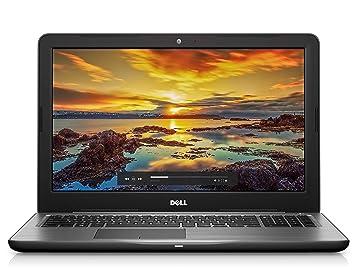 Dell Inspiron 15 5000 15 6 HD Laptop (Black) AMD A6-9200 Processor with  Radeon R4 Graphics, 8 GB RAM, 1 TB HDD, Windows Home