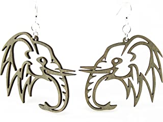 product image for Elephant Profile Earrings