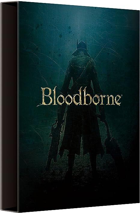 Bloodborne - First Press Limited Edition [PS4][Importación Japonesa]: Amazon.es: Videojuegos