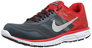 save off ea122 430f5 Nike Lunar Forever 4 Msl, Mens Running Shoes, Multicolor (Clssc ChrclMtllc