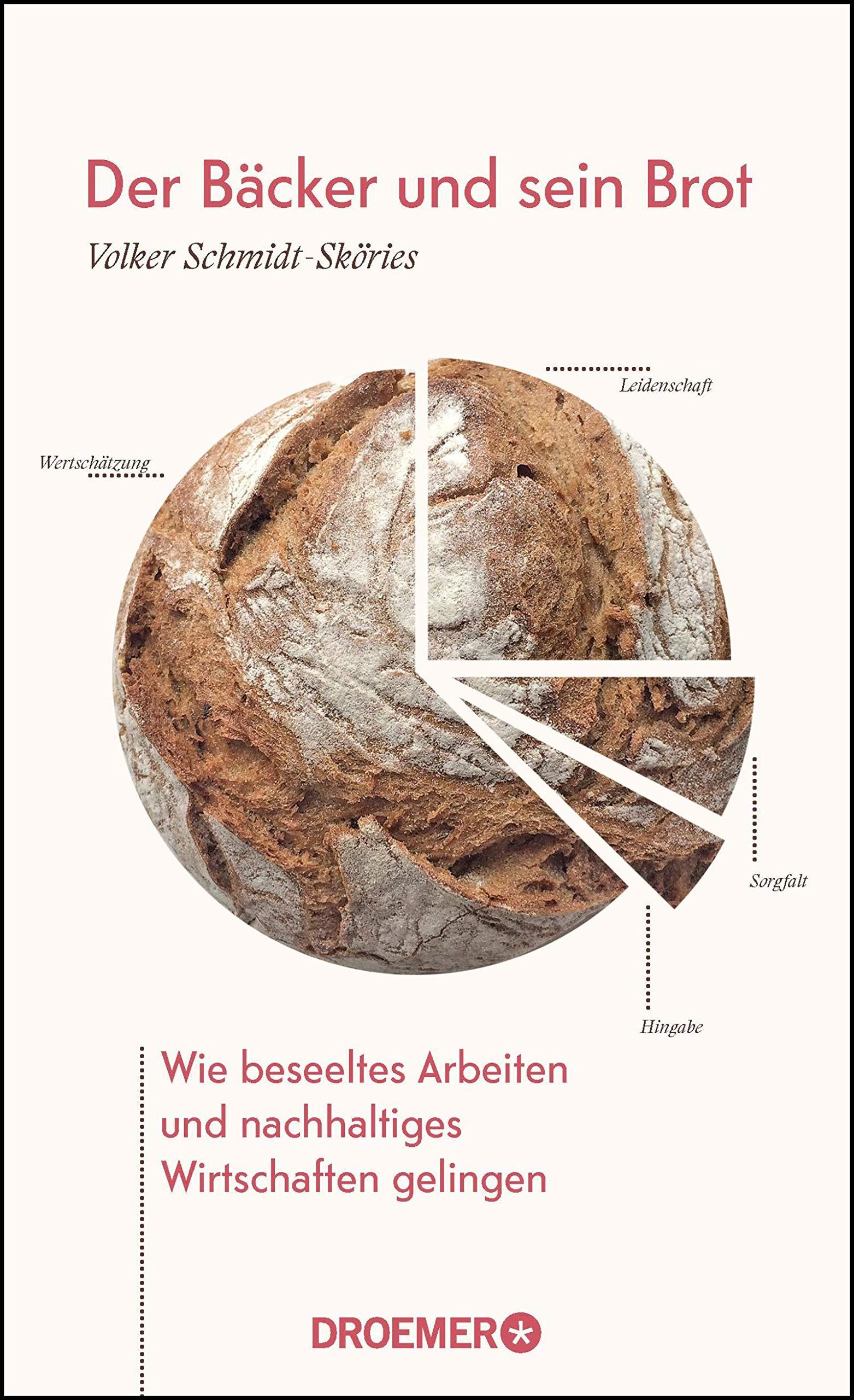 Der Bäcker Und Sein Brot  Wie Beseeltes Arbeiten Und Nachhaltiges Wirtschaften Gelingen