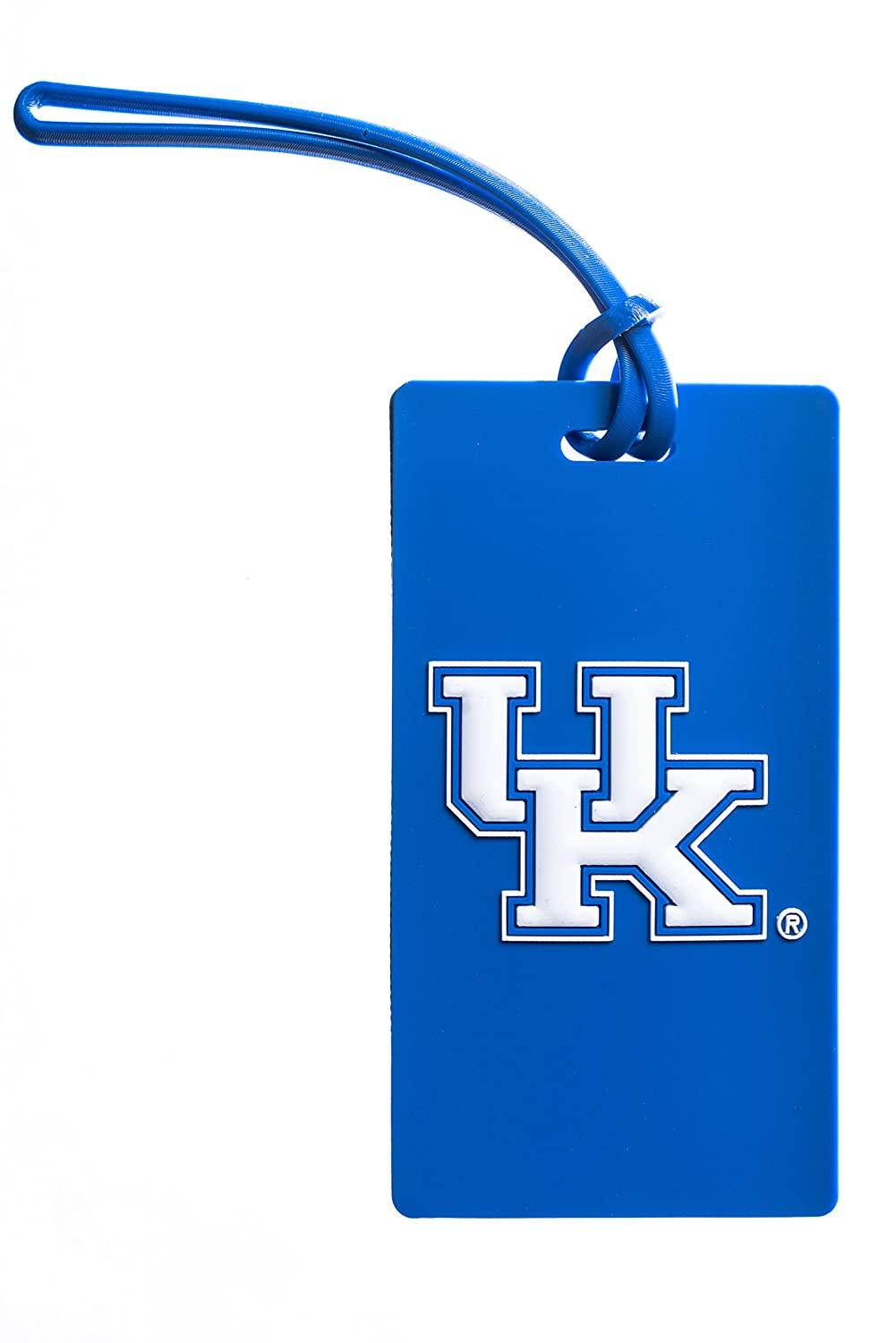 KENTUCKY WILDCATS NCAA PVC LUGGAGE TAG