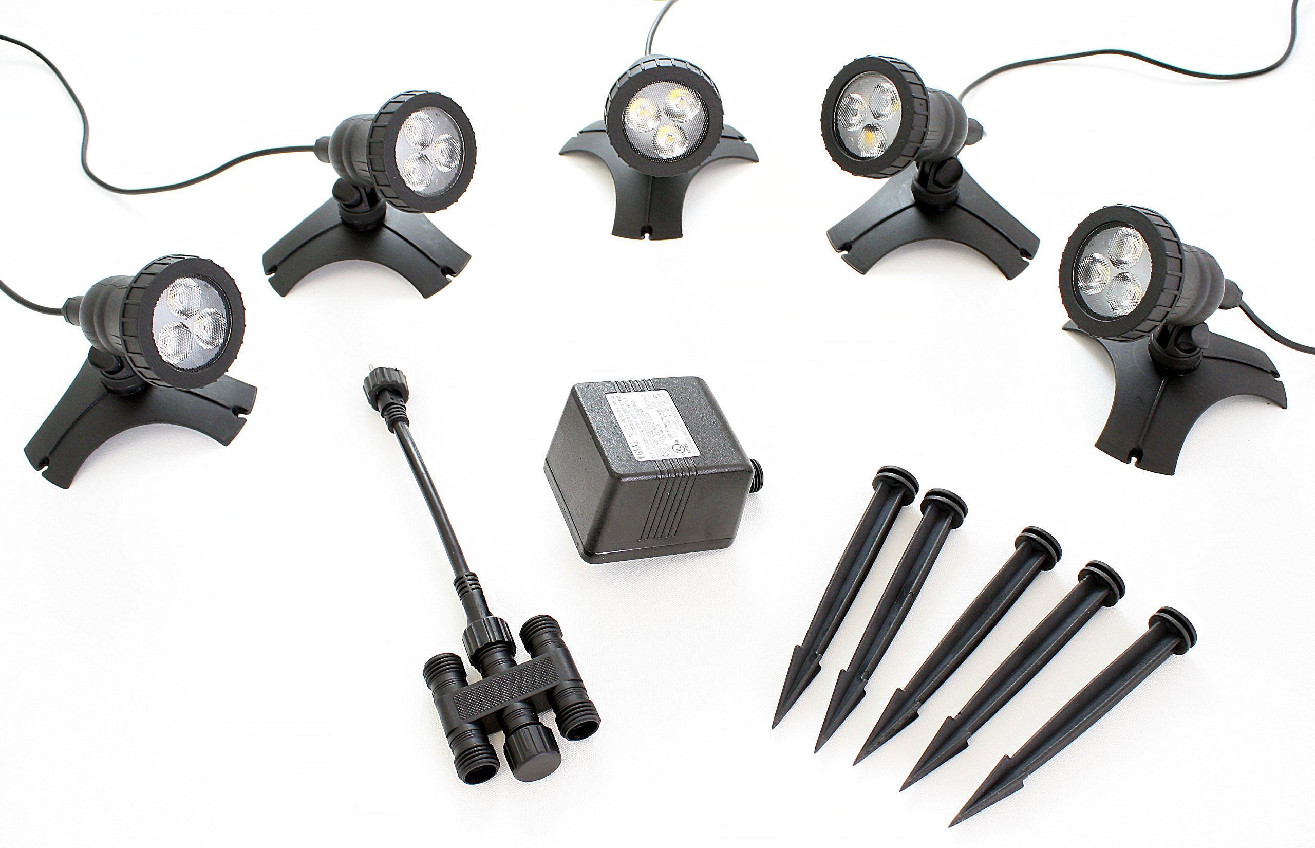Pond Force LED Pond Light Kit (5 Light Kit)