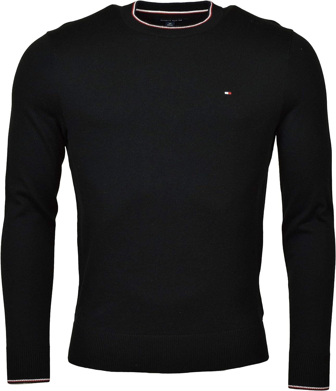 Tommy Hilfiger Mens Pima Cotton Cashmere Sweater