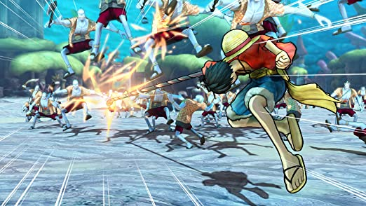 One Piece: Pirate Warriors 3: sony playstation3: Amazon.es ...