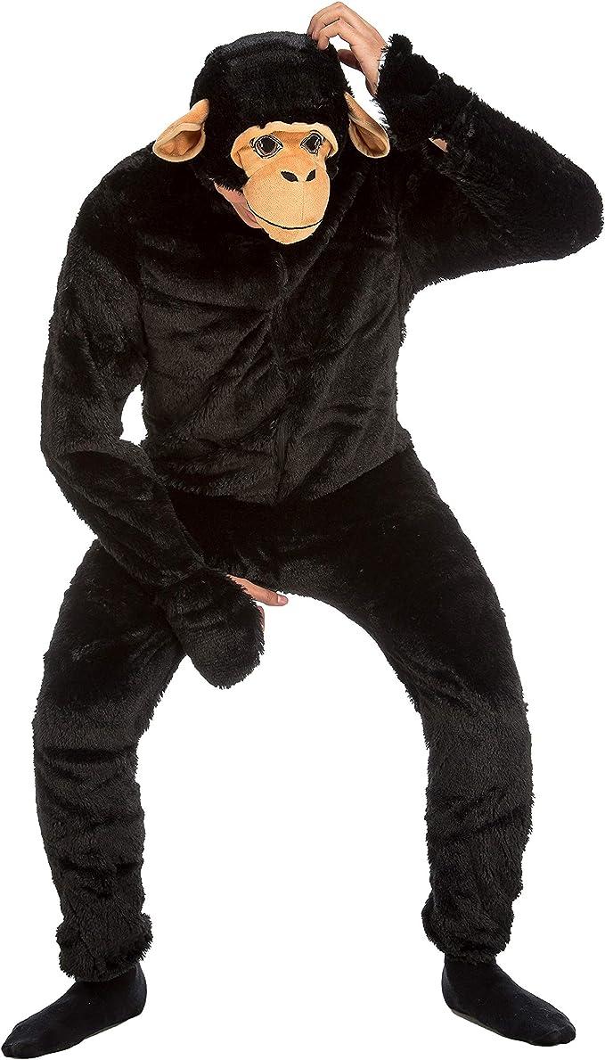 My Other Me Me-204365 Disfraz de chimpancé, M-L (Viving Costumes ...