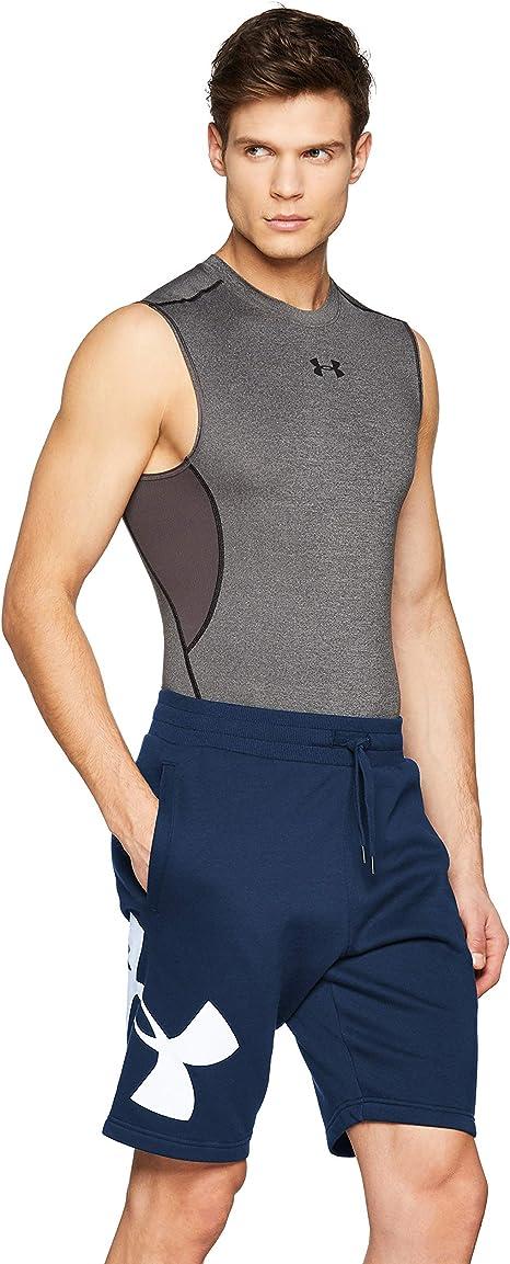Under Armour Herren Sportstyle Fleece Graphic Shorts