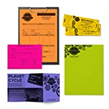 """Wausau 21289 Astrobrights Color Paper, 8.5"""" x"""