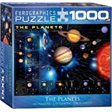 The Planets Puzzle, 1000-Piece