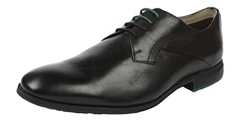 d24b59331a5b2 Image Unavailable. Image not available for. Colour: Clarks Men's Gleeson  Walk Black Formal Shoes ...