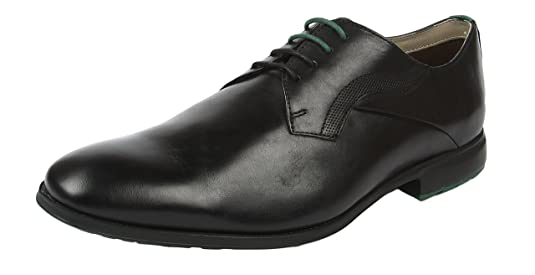 Clarks Men's Gleeson Walk Formal Shoes Formal Shoes at amazon