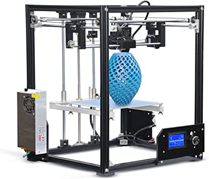 Prusa I3 Impresora 3D Estructura Cuadrada de Aluminio Fullmetal ...