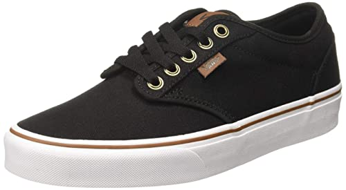 Herrenschuhe Vans Sneaker grau Distress blackwhite