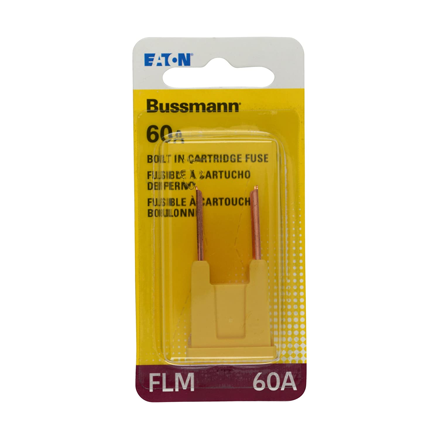 Bussmann (BP/FLM-60-RP) 60 Amp Male Termination Fusible Link