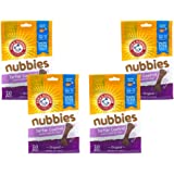 Arm & Hammer Smilies Dog Dental Chews | Dog Dental Treats that Fight Bad Breath & Clean Teeth without a Toothbrush…