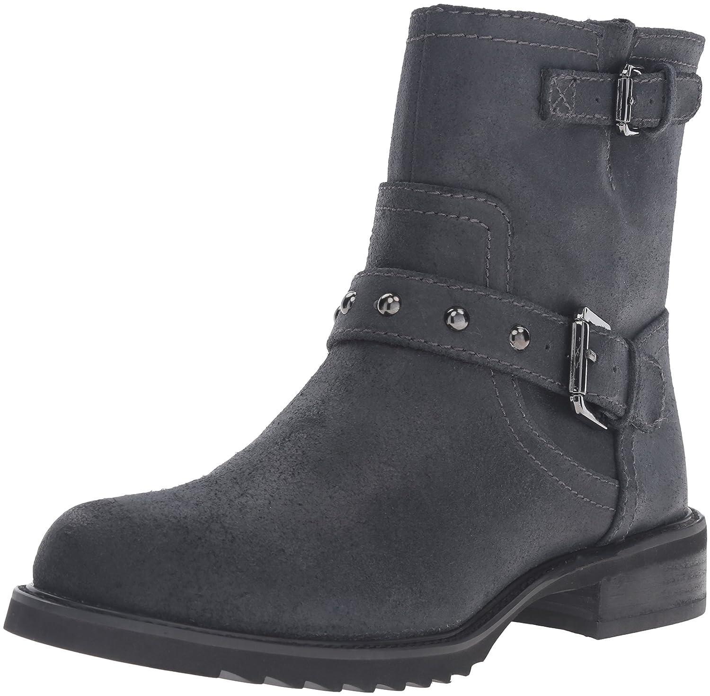 Nine West Damens's Hanzil schwarz Leder Boot 5 M   Ankle ... c08877