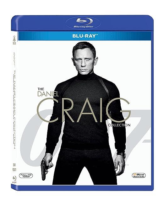 3c246314fd910 Amazon.in: Buy 007: Daniel Craig as James Bond - 4 Movies Collection ...