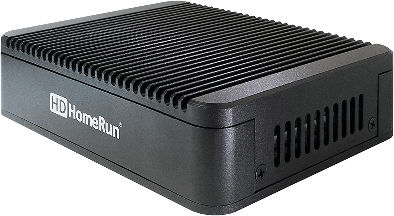 Black SiliconDust HDTC-2US-M HDHomeRun EXTEND.FREE Broadcast HDTV 2-Tuner