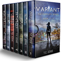 The Variant Series Box Set: The Complete Dystopian Series - Books 1-7