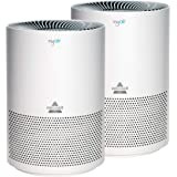 Bissell MYair, 2 Pack, Purifier with High Efficiency and Carbon Filter for Small Room and Home, Quiet Bedroom Air…