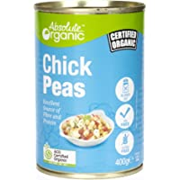Absolute Organic Chick Peas Tinned, 400g