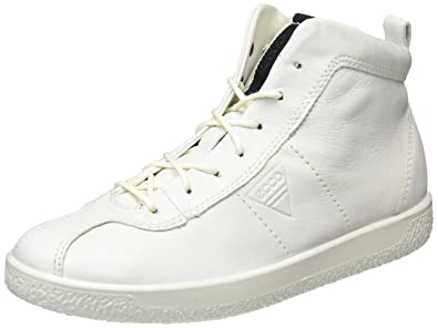 d94ed1a6ef9dd5 Ecco Damen Soft 1 Ladies Hohe Sneaker  Amazon.de  Schuhe   Handtaschen