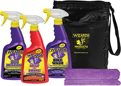 Wizards - Motorcycle Quick Kit Cleaner