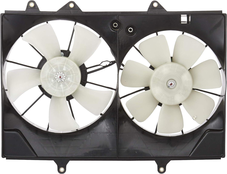 Spectra Premium CF07003 Dual Radiator Fan Assembly