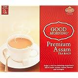 Good Morning Premium Assam Tea Carton Pack without Envelop, 200g