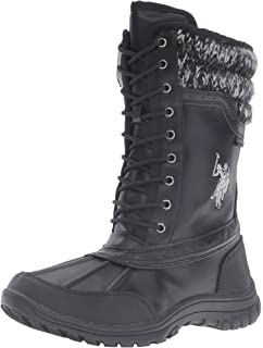 ad4a5e6fb8a3 U.S. Polo Assn.(Women s) Women s Crisp Winter Boot