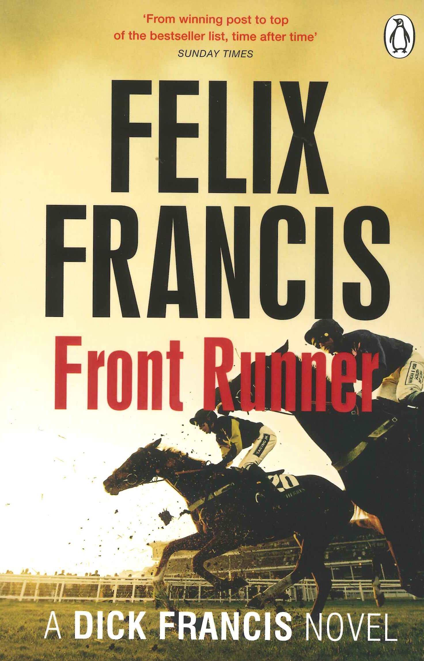 Download Front Runner: A Dick Francis Novel (Francis Thriller) pdf epub