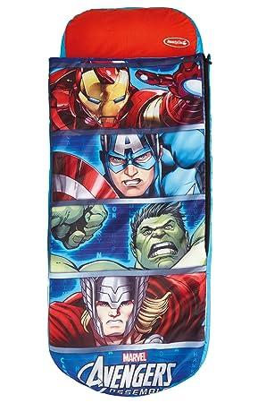 Readybed Avengers - Saco de Dormir y Cama de Aire