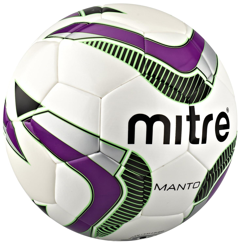 Mitre Manto - Balón de fútbol Talla:Talla 4: Amazon.es: Deportes y ...