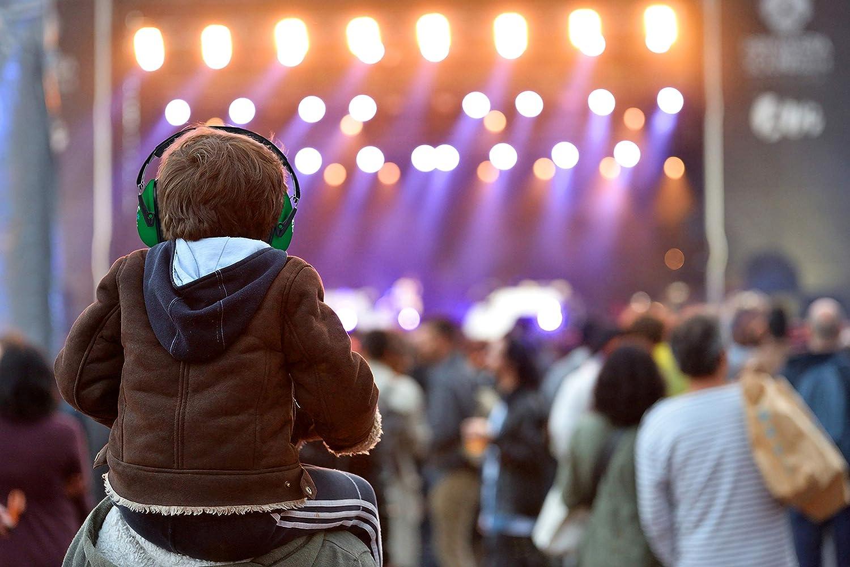 mujeres peque/ños/ Beb/és adultos protecci/ón para los o/ídos acolchado heartek Kids protecci/ón auditiva orejeras con viaje Bag- Junior protectores de o/ído para los ni/ños para beb/é /a
