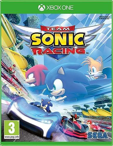 Team Sonic Racing - Xbox One [Importación inglesa]: Amazon.es: Videojuegos