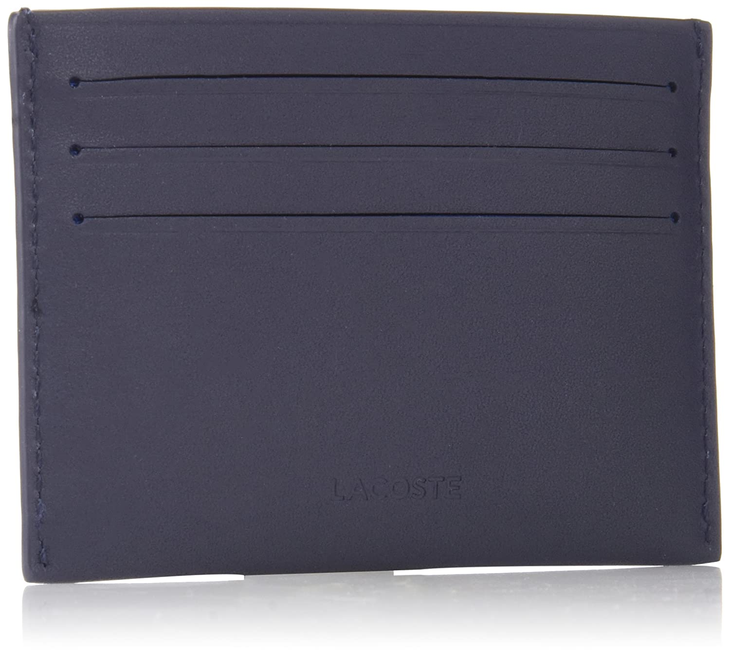 6087f891412f Lacoste Men s Fg Credit Card Holder