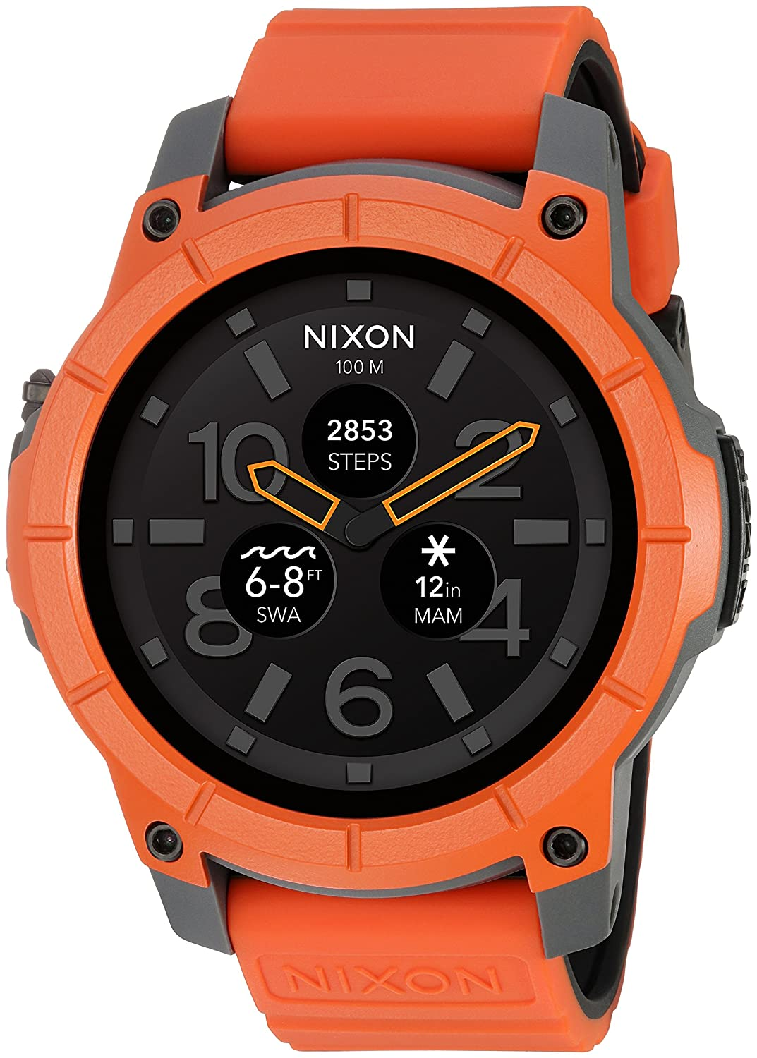 NIXON Mission Smartwatch A11672658: Amazon.es: Electrónica