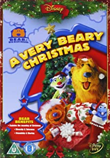 Bear In The Big Blue House: Everybody's Special DVD: Amazon.co.uk ...