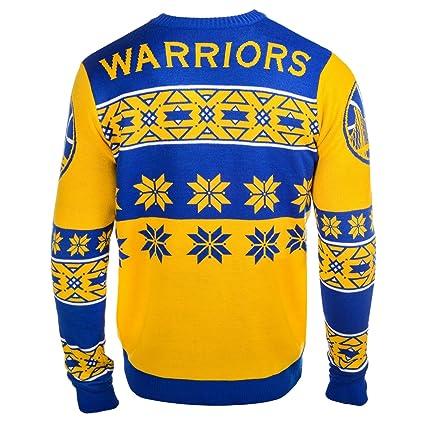 fa52dd5349e87 Amazon.com   NBA Big Logo Ugly Crew Neck Sweater   Sports   Outdoors