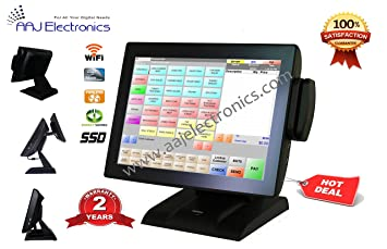 Amazon.com : IPOS All In One Touch Screen System fanless 2GB 64GB ...